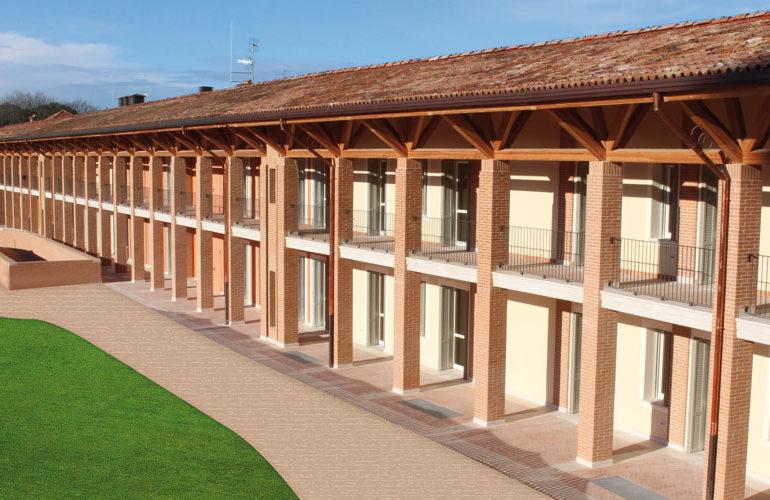 Complesso Monastero Santa Caterina – Località Faenza -RA